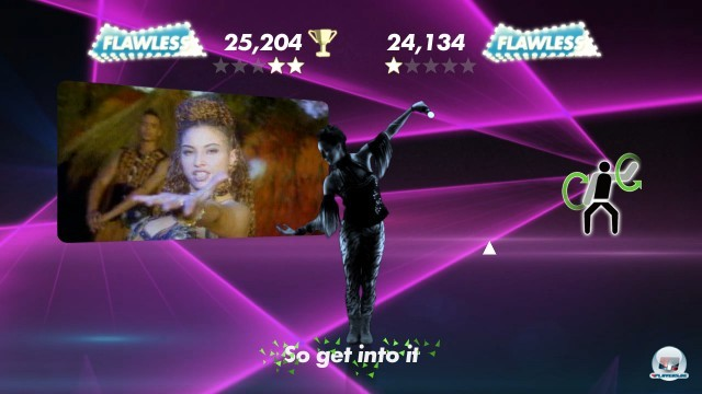 Screenshot - DanceStar Party (PlayStation3)