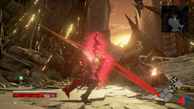 Screenshot - Code Vein (PC) 92594370