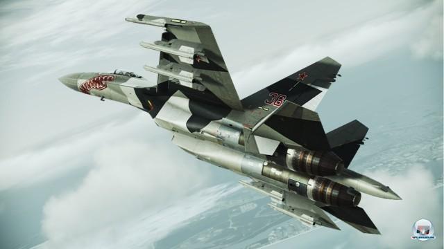Screenshot - Ace Combat: Assault Horizon (360) 2222079