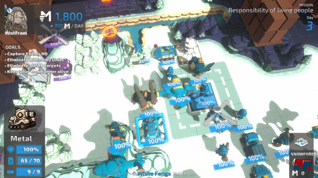 Screenshot - Tiny Metal: Full Metal Rumble (Switch) 92584287