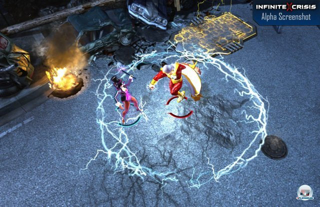 Screenshot - Infinite Crisis (PC) 92457873