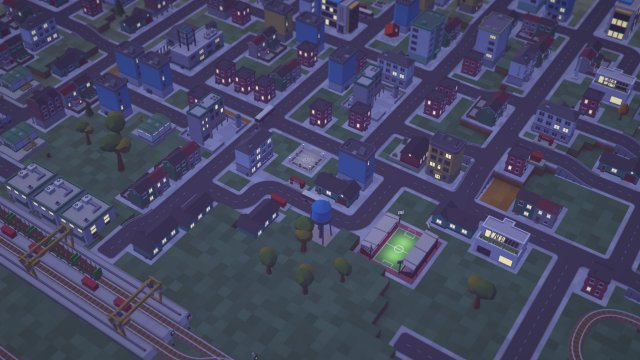 Screenshot - Voxel Tycoon (PC)