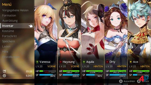 Screenshot - Seven Knights - Time Wanderer (Switch) 92629898