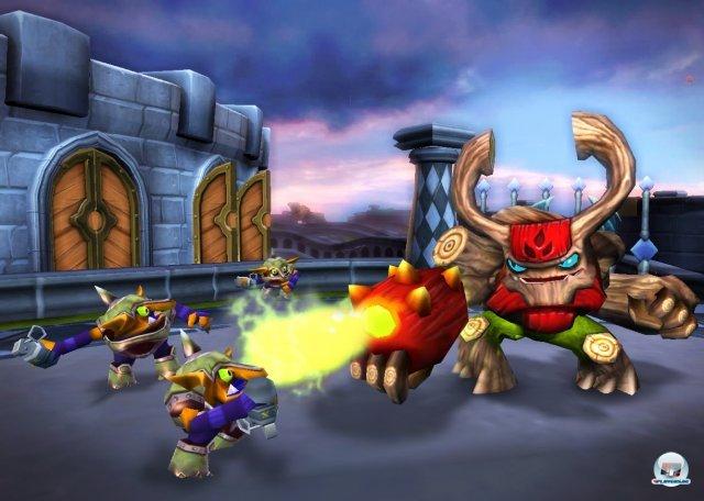 Screenshot - Skylanders: Giants (Wii_U) 92426967