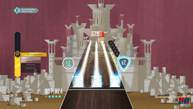 Screenshot - Guitar Hero Live (360) 92509198