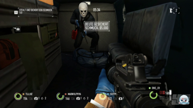 Screenshot - PayDay 2 (PlayStation3) 92466375