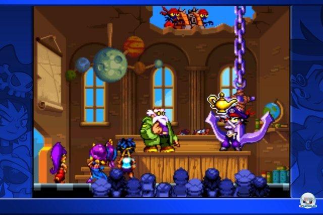 Screenshot - Shantae: Risky's Revenge (iPhone) 2283822