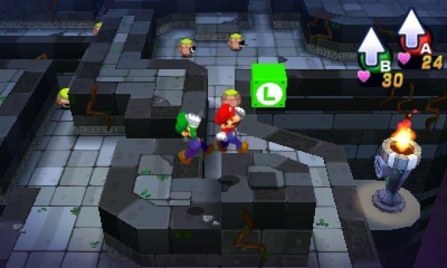 Screenshot - Mario & Luigi: Dream Team Bros. (3DS) 92462438