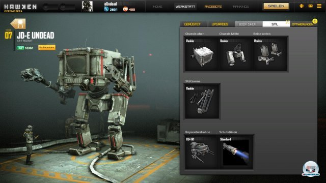 Screenshot - Hawken (PC) 92465045