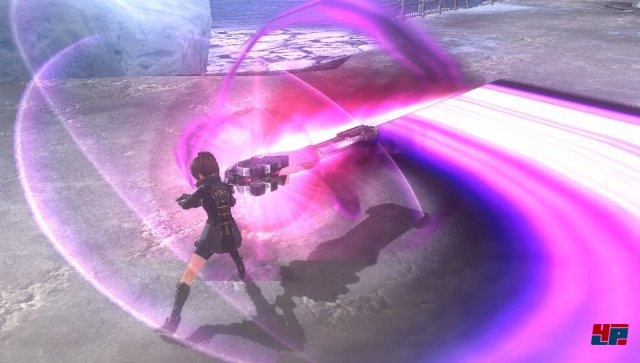 Screenshot - God Eater 2: Rage Burst (PlayStation4) 92493142