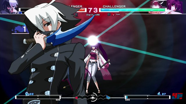 Screenshot - Under Night In-Birth - Exe:Late (PlayStation3) 92501376