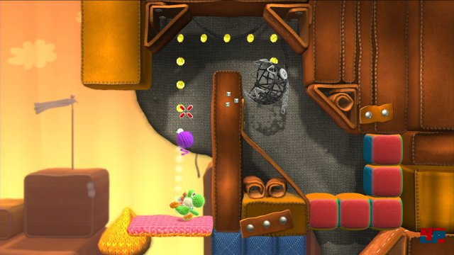 Screenshot - Yoshi's Woolly World (Wii_U) 92507631