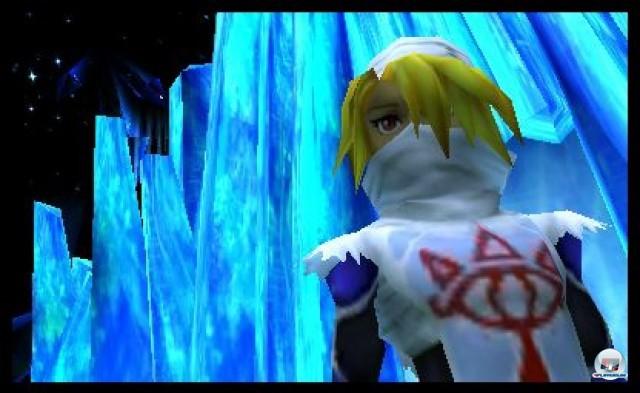 Screenshot - The Legend of Zelda: Ocarina of Time 3D (3DS)