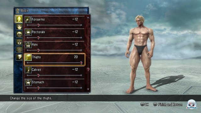 Screenshot - Soul Calibur V (PlayStation3) 2283382