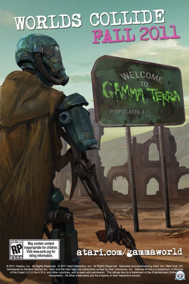 Screenshot - Gamma World: Alpha Mutation (360)