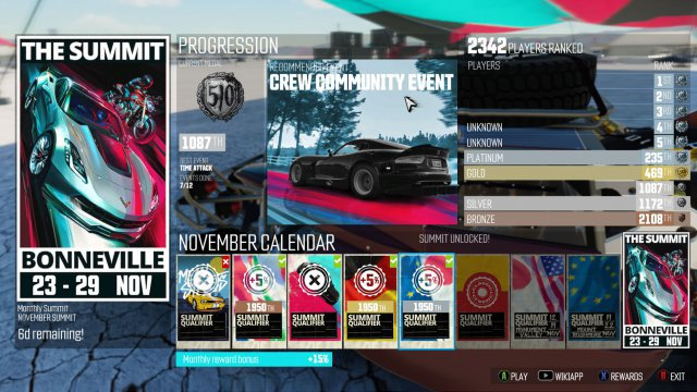 Screenshot - The Crew: Wild Run (PC)