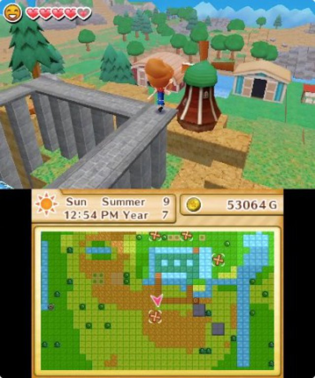 Screenshot - Harvest Moon: Das verlorene Tal (3DS) 92504998