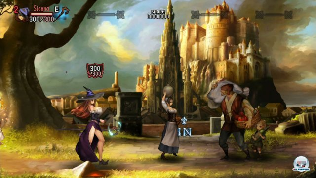 Screenshot - Dragon's Crown (PlayStation3) 92461245