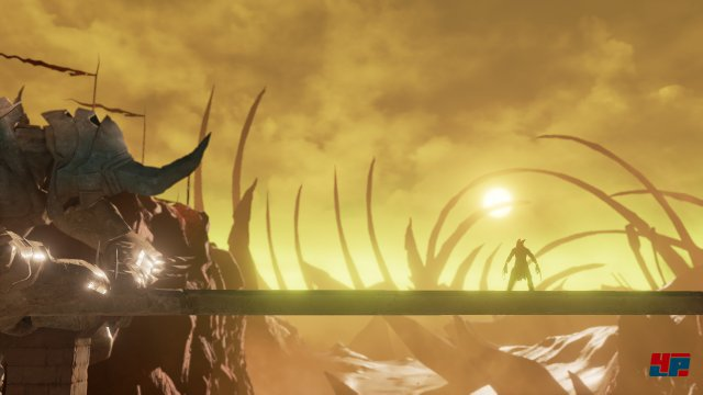 Screenshot - Shadow of the Beast (PlayStation4)