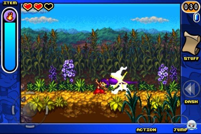 Screenshot - Shantae: Risky's Revenge (iPhone) 2283892