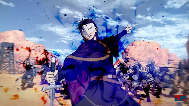 Screenshot - Arslan: The Warriors of Legend (PC)
