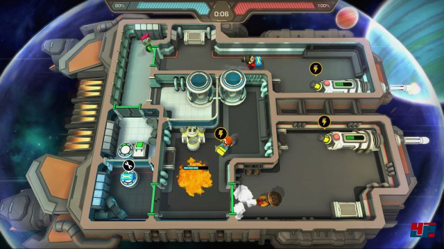 Screenshot - Catastronauts (PC)