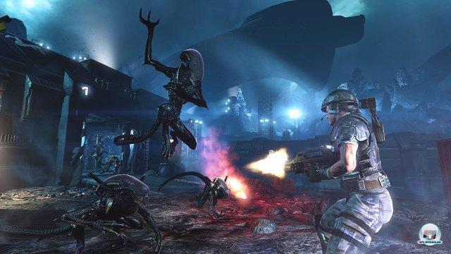 Screenshot - Aliens: Colonial Marines (360) 92429997