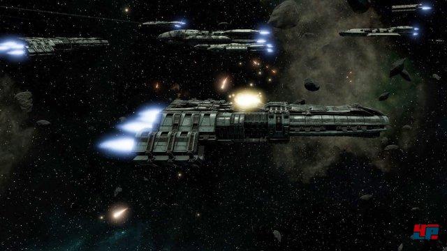 Screenshot - Battlestar Galactica Deadlock (PC) 92575405