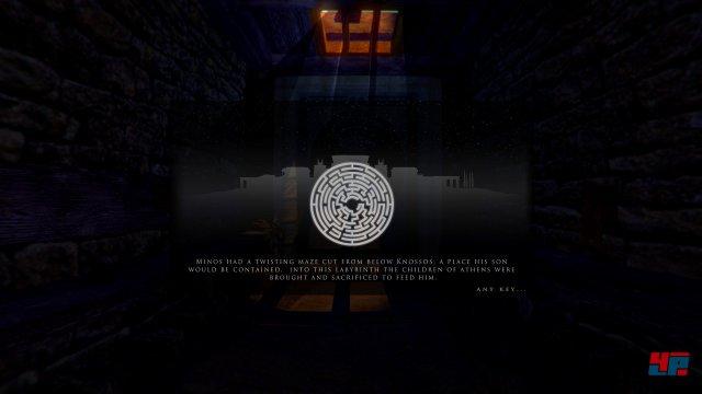 Screenshot - Depths of Fear: Knossos (PC) 92482097