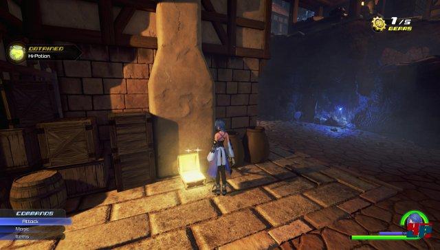 Screenshot - Kingdom Hearts HD 2.8 Final Chapter Prologue (PS4) 92538317