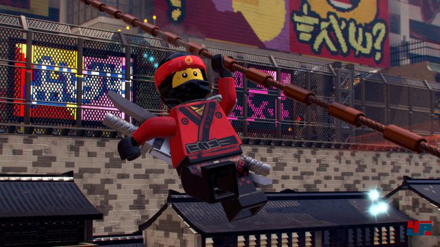 Screenshot - The Lego Ninjago Movie Videogame (PC)