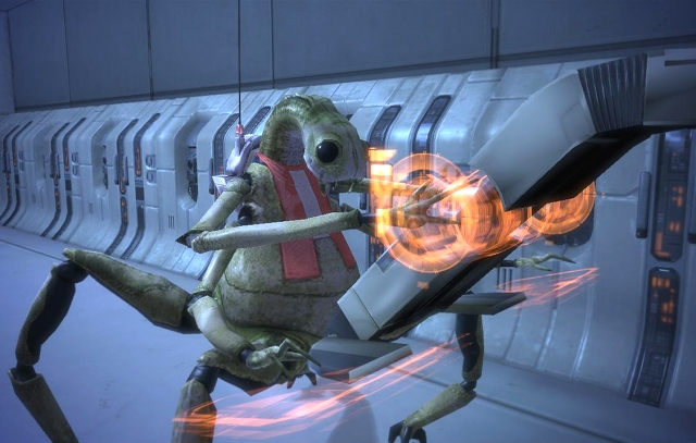 <i>Mass Effect</i><br><br>Die Maschinisten sind die Feinde - und die Wächter gehören auch zu ihnen! 1743938