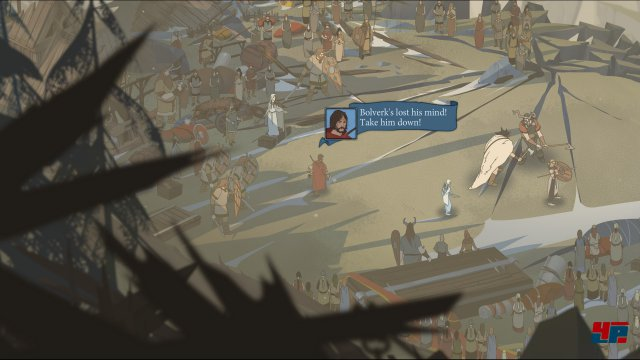 Screenshot - The Banner Saga 2 (PC) 92525008