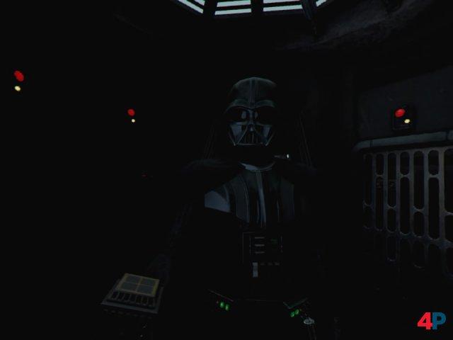 """Das Gefühl, Darth Vader direkt gegenüber zu stehen - eine Mischung aus """"unbezahlbar"""" und Furcht."""