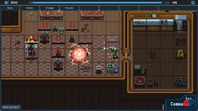Screenshot - Bot Net: Ramshackle Robotics (PC)