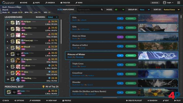 Screenshot - Quaver (PC)