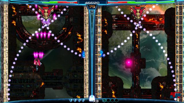 Screenshot - Dimension Drive (Linux)