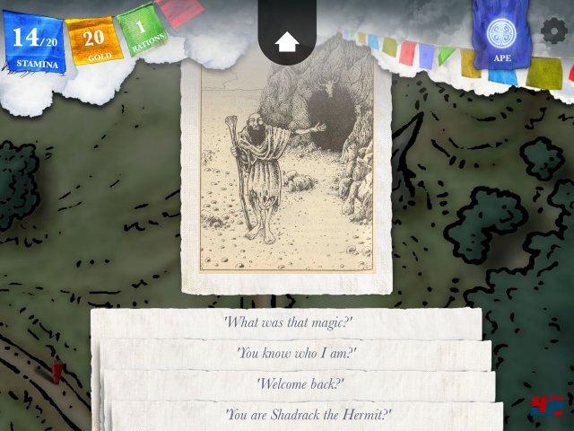 Screenshot - Sorcery! - Teil 3 (iPad) 92503547
