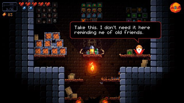 Screenshot - Exit the Gungeon (iPad, iPhone, PC, PS4, Switch, One) 92629092