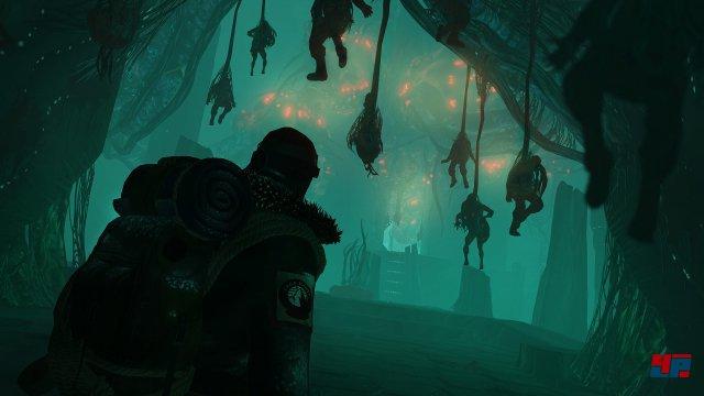 Screenshot - Edge of Nowhere (OculusRift) 92529030