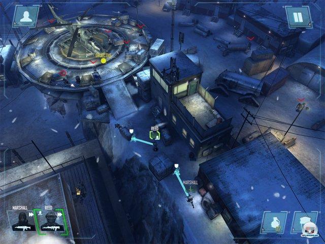 Screenshot - Call of Duty: Strike Team (iPad)