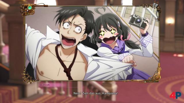 Screenshot - Sakura Wars (PS4) 92612280