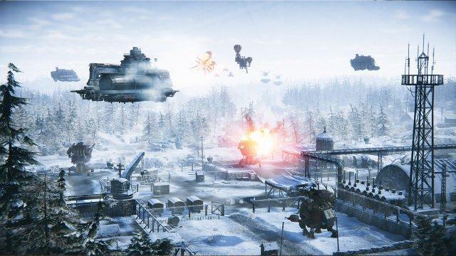Screenshot - Iron Harvest: Operation Eagle (PC)