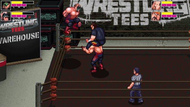 Screenshot - Retromania Wrestling (PC, PS4, Switch, One)