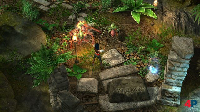 Screenshot - Aluna: Sentinel of the Shards (PC) 92596032