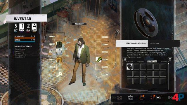 Screenshot - Disco Elysium (PlayStation5) 92638337