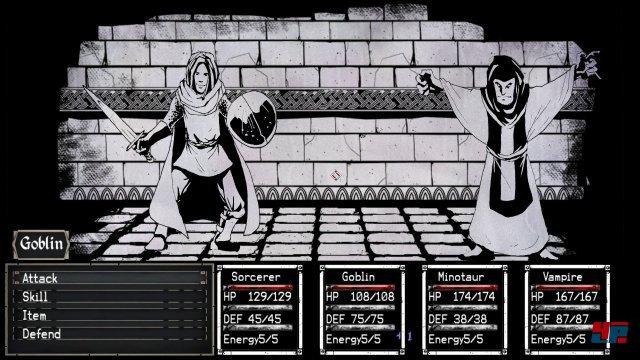 Screenshot - Paper Sorcerer (PC) 92476198