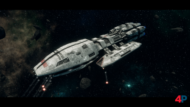 Screenshot - Battlestar Galactica Deadlock (PC)