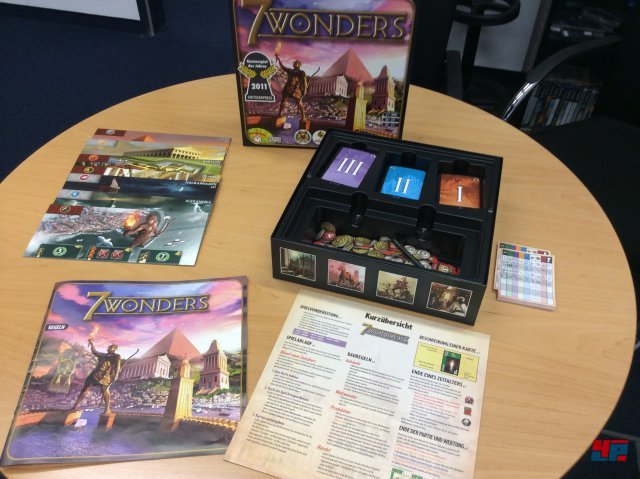 Screenshot - 7 Wonders (Spielkultur)