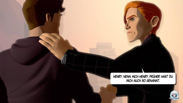 Screenshot - Der Fall John Yesterday  (PC)